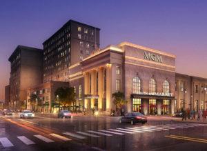 MGM Springfield Massachusetts Casino