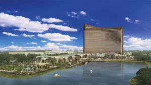 Wynn Boston Harbor Massachusetts Casino