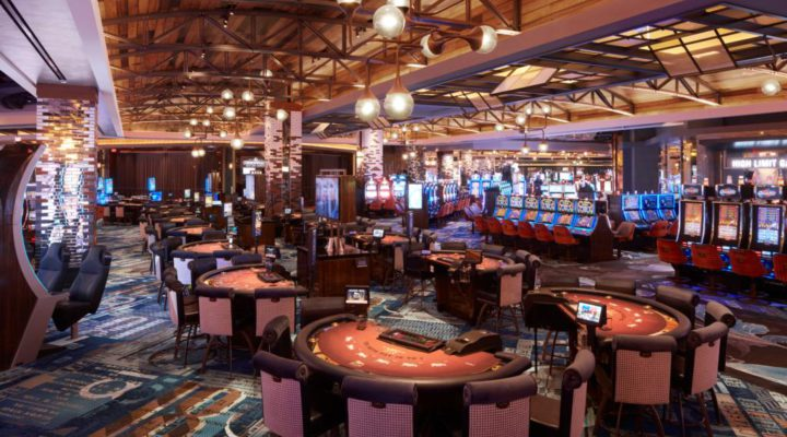 MGM Springfield Opens With Good And Bad Blackjack Games
