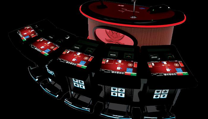 Fusion Hybrid Stadium Blackjack