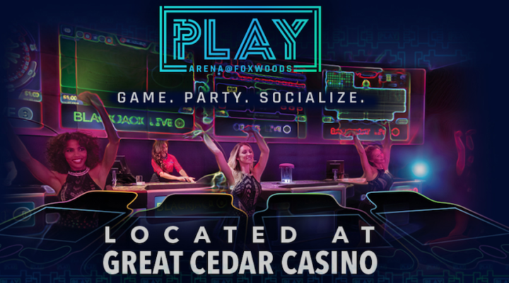 Foxwoods Adds Third Stadium Gaming Installation