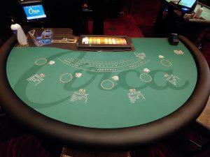 circa las vegas blackjack table